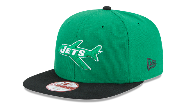NEW YORK JETS HISTORIC 9FIFTY SNAPBACK