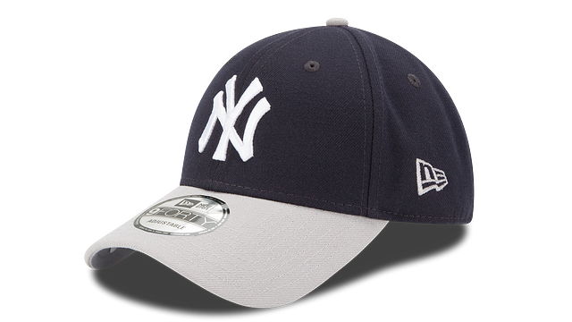 NEW YORK YANKEES THE LEAGUE 2TONE 9FORTY ADJUSTABLE