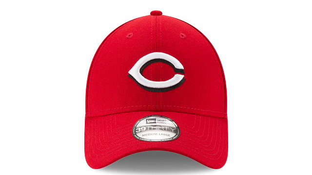 KIDS CINCINNATI REDS TEAM CLASSIC 39THIRTY STRETCH FIT