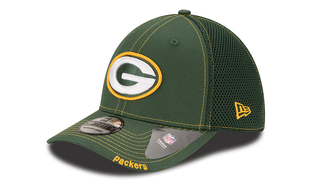 GREEN BAY PACKERS NEO 39THIRTY STRETCH FIT