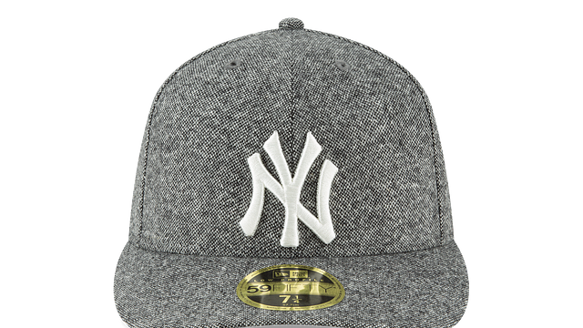 NEW YORK YANKEES TODD SNYDER LOW PROFILE 59FIFTY FITTED Front view