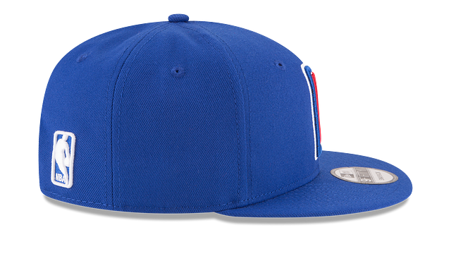 LOS ANGELES CLIPPERS TEAM COLOR 9FIFTY SNAPBACK
