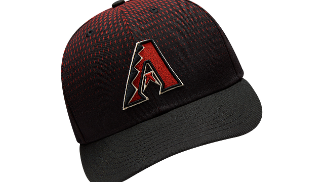 ARIZONA DIAMONDBACKS AUTHENTIC COLLECTION LOW PROFILE 59FIFTY FITTED