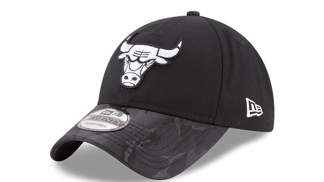 CHICAGO BULLS CAMO SHADE 9TWENTY ADJUSTABLE