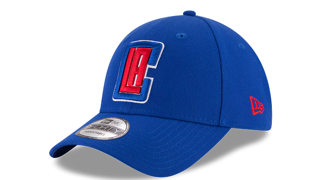 LOS ANGELES CLIPPERS THE LEAGUE 9FORTY ADJUSTABLE