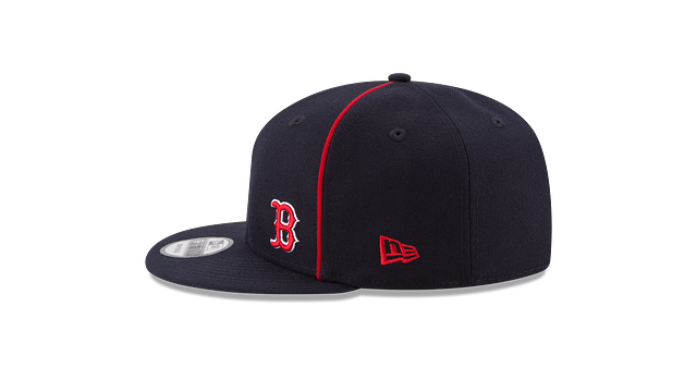 BOSTON RED SOX Y2K FLAWLESS 9FIFTY SNAPBACK Left side view