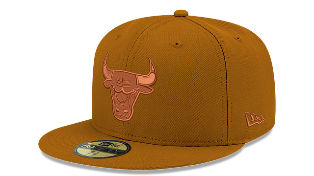CHICAGO BULLS TONAL 59FIFTY FITTED