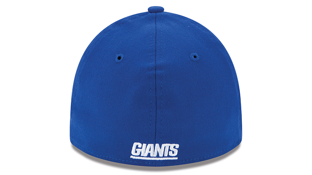 NEW YORK GIANTS TEAM CLASSIC 39THIRTY STRETCH FIT
