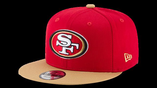 SAN FRANCISCO 49ERS NFL BAYCIK 9FIFTY SNAPBACK