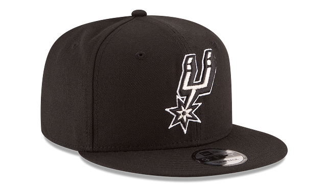 SAN ANTONIO SPURS TEAM COLOR 9FIFTY SNAPBACK