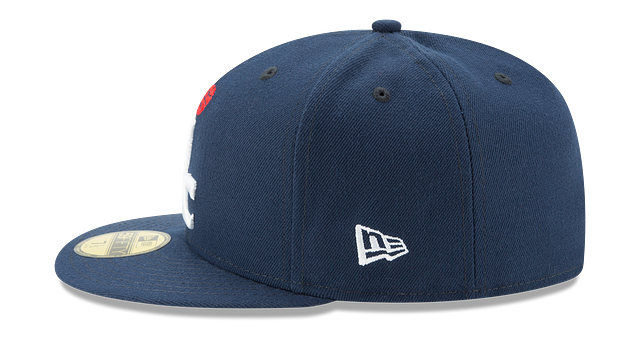 WASHINGTON WIZARDS TEAM COLOR 59FIFTY FITTED