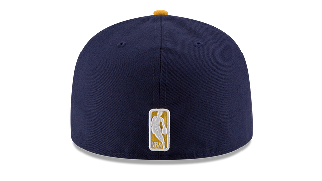 INDIANA PACERS 2TONE 59FIFTY FITTED