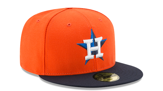 KIDS HOUSTON ASTROS MY FIRST AC 59FIFTY FITTED