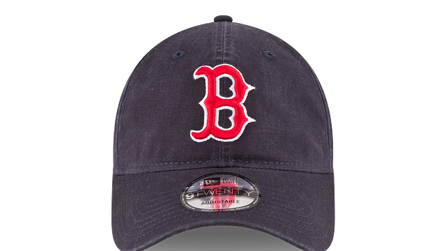 BOSTON RED SOX CORE CLASSIC 9TWENTY ADJUSTABLE
