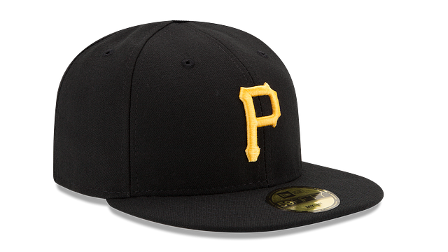 KIDS PITTSBURGH PIRATES MY FIRST AC 59FIFTY FITTED