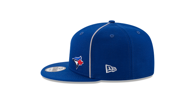 TORONTO BLUE JAYS Y2K FLAWLESS 9FIFTY SNAPBACK Left side view
