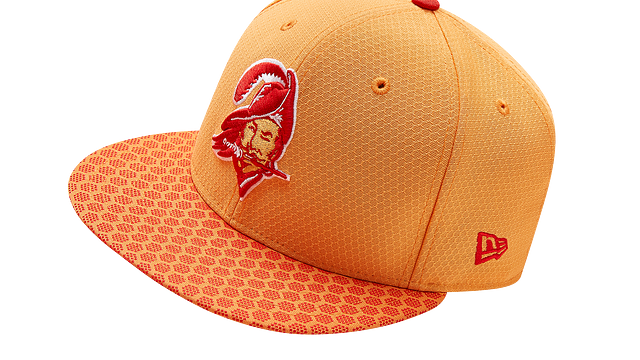 TAMPA BAY BUCCANEERS OFFICIAL SIDELINE 59FIFTY FITTED