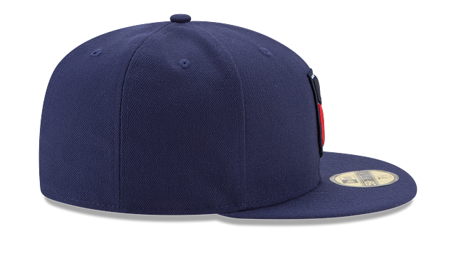 USA SOCCER PATRIOTIC TRIM 59FIFTY FITTED