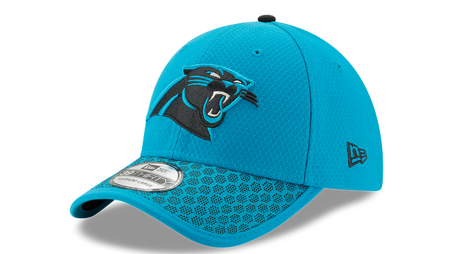 CAROLINA PANTHERS OFFICIAL SIDELINE 39THIRTY STRETCH FIT