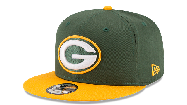 GREEN BAY PACKERS NFL BAYCIK 9FIFTY SNAPBACK