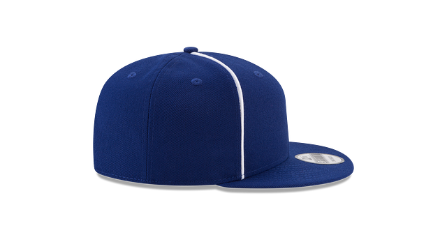LOS ANGELES DODGERS Y2K FLAWLESS 9FIFTY SNAPBACK Right side view