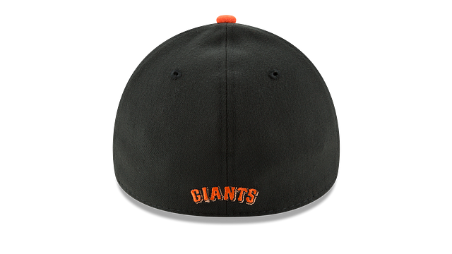 SAN FRANCISCO GIANTS TEAM CLASSIC 39THIRTY STRETCH FIT