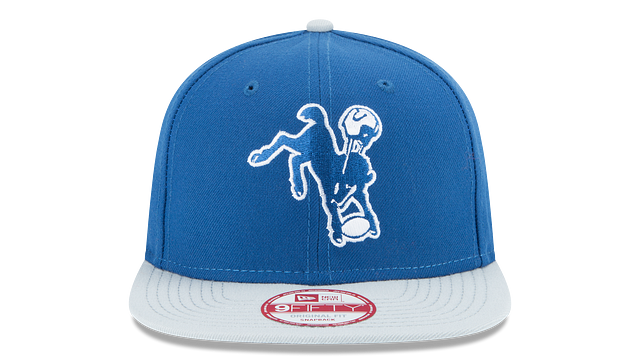 BALTIMORE COLTS HISTORIC 9FIFTY SNAPBACK