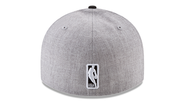 PORTLAND TRAILBLAZERS HEATHER LOW PROFILE 59FIFTY FITTED