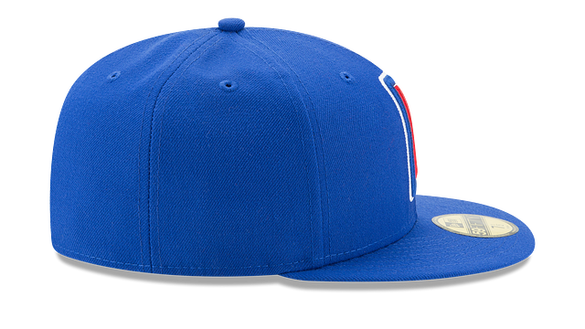 LOS ANGELES CLIPPERS TEAM COLOR 59FIFTY FITTED