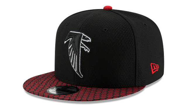 ATLANTA FALCONS OFFICIAL SIDELINE 9FIFTY SNAPBACK