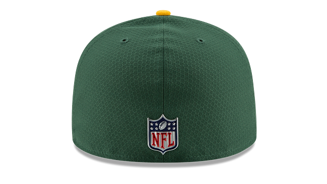 GREEN BAY PACKERS OFFICIAL SIDELINE 59FIFTY FITTED