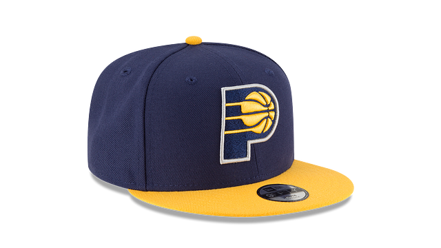 KIDS INDIANA PACERS TEAM COLOR 9FIFTY SNAPBACK