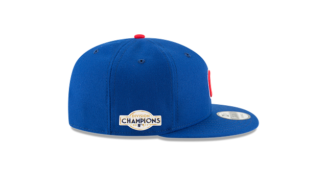 CHICAGO CUBS DIVISION CHAMPIONS SIDE PATCH 9FIFTY SNAPBACK