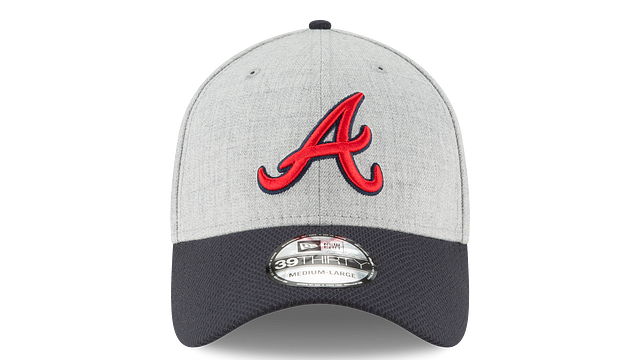 ATLANTA BRAVES CHANGE UP 39THIRTY STRETCH FIT