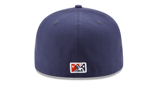 DURHAM BULLS AUTHENTIC COLLECTION 59FIFTY FITTED