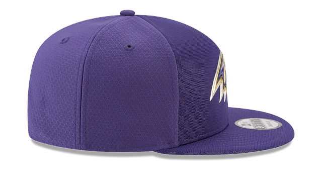 BALTIMORE RAVENS COLOR RUSH 9FIFTY SNAPBACK