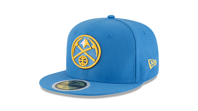KIDS DENVER NUGGETS TEAM COLOR 59FIFTY FITTED