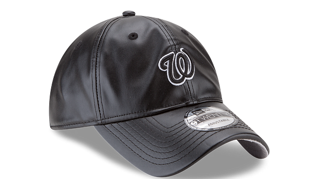 WASHINGTON NATIONALS LEATHER 9TWENTY ADJUSTABLE
