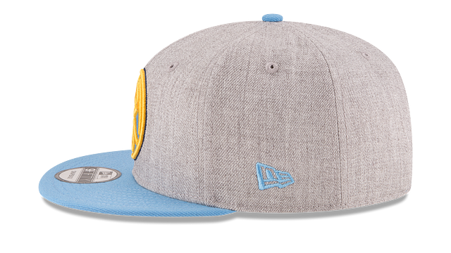 DENVER NUGGETS 2TONE HEATHER 9FIFTY SNAPBACK