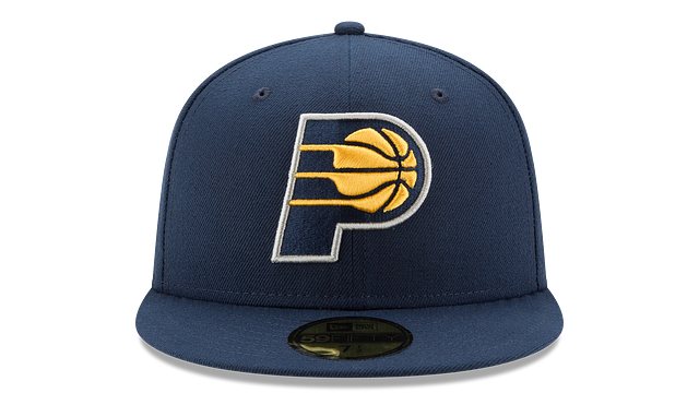 INDIANA PACERS TEAM COLOR 59FIFTY FITTED