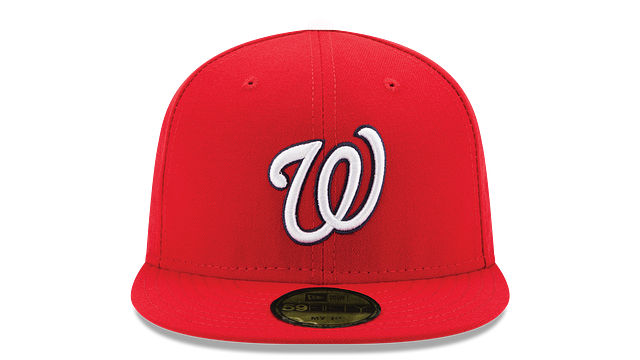 KIDS WASHINGTON NATIONALS MY FIRST AC 59FIFTY FITTED