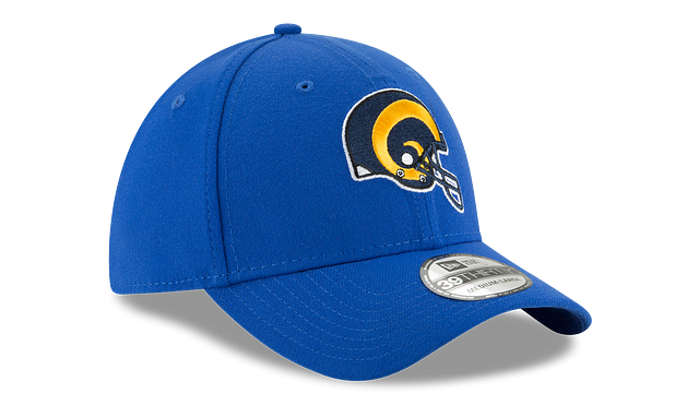 ERIC DICKERSON RAMS TEAM SCRIPT 39THIRTY STRETCH FIT