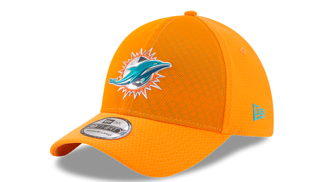 MIAMI DOLPHINS COLOR RUSH 39THIRTY STRETCH FIT