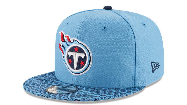 TENNESSEE TITANS OFFICIAL SIDELINE 9FIFTY SNAPBACK