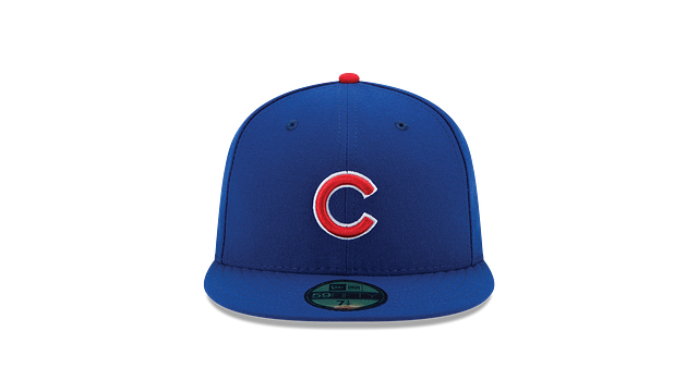 KIDS CHICAGO CUBS POSTSEASON SIDE PATCH AC 59FIFTY FITTED