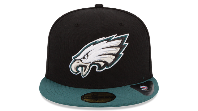 PHILADELPHIA EAGLES 59FIFTY FITTED