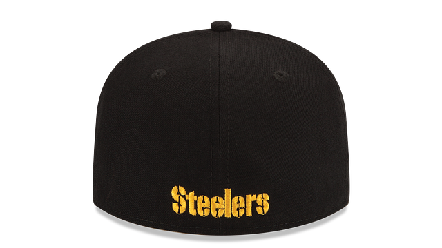 PITTSBURGH STEELERS 59FIFTY FITTED