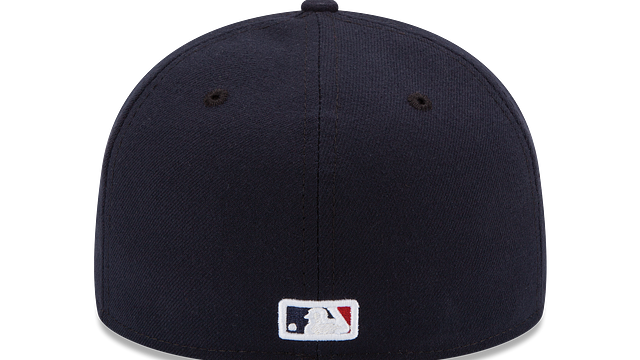 CLEVELAND INDIANS AUTHENTIC COLLECTION LOW PROFILE 59FIFTY FITTED