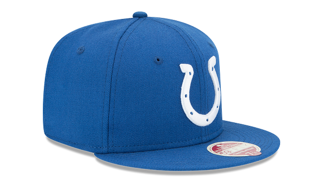 INDIANAPOLIS COLTS CLASSIC WOOL 59FIFTY FITTED