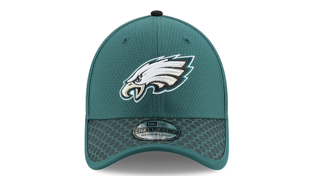 PHILADELPHIA EAGLES OFFICIAL SIDELINE 39THIRTY STRETCH FIT